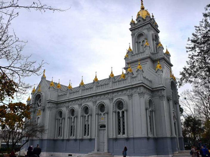 Balat Sveti Stefan Kilisesi veya Demir Kilise - Bulgarian St. Stephen Church