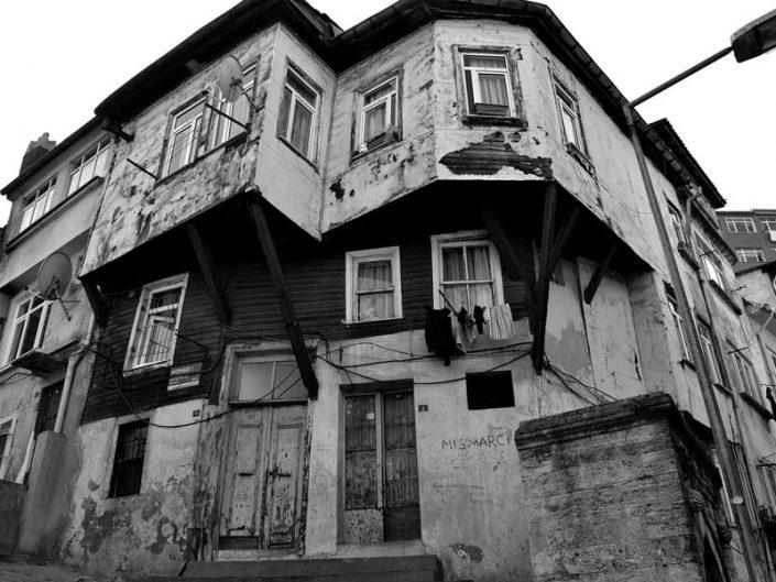 İstanbul Balat tarihi ev fotoğrafları - Istanbul Balat historical houses