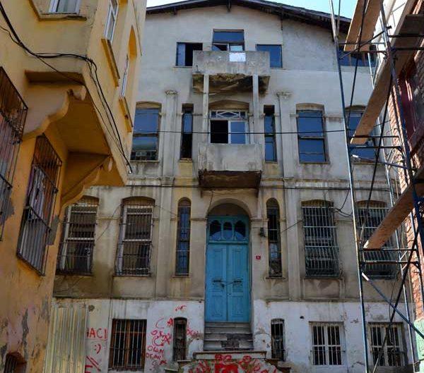 Fener Balat tarihi konakları fotoğrafları - historical Fener Balat mansions photos