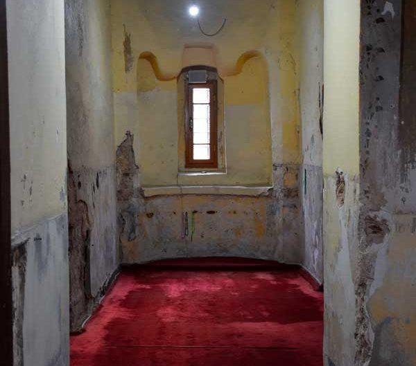 Gül Cami ufak apsis fotoğrafları - Small apsis photos of Gül Mosque (The Mosque of the Rose)