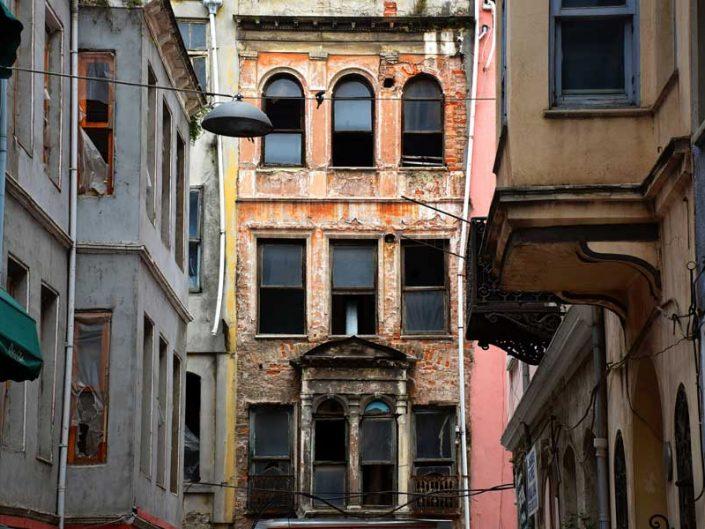 İstanbul Fener Balat tarihi evleri fotoğrafları - Istanbul Fener Balat historical houses photos