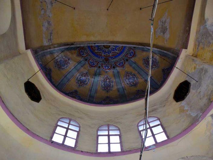 İstanbul Gül Camii ana apsis fotoğrafları - Istanbul Gül Mosque (The Mosque of the Rose) main apsis photos