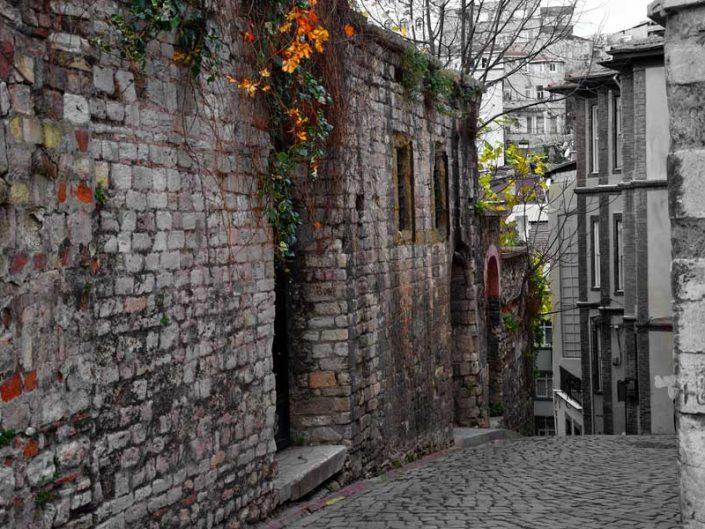 İstanbul gezilecek yerler Balat sokakları fotoğrafları - Places to visit in Istanbul Balat streets photos