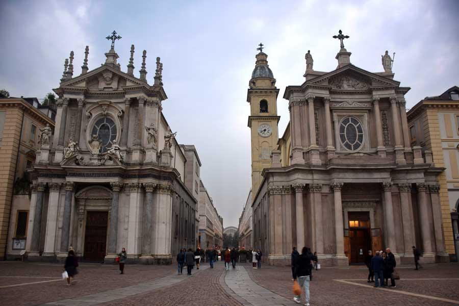 Torino Gezilecek Yerler ve Tarihi Yerler Listesi Bilgileri