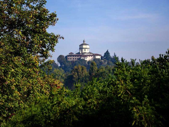 Torino fotoğrafları Santa Maria al Monte dei Cappuccini Kilisesi - Turin the Church of Monte dei Cappuccini