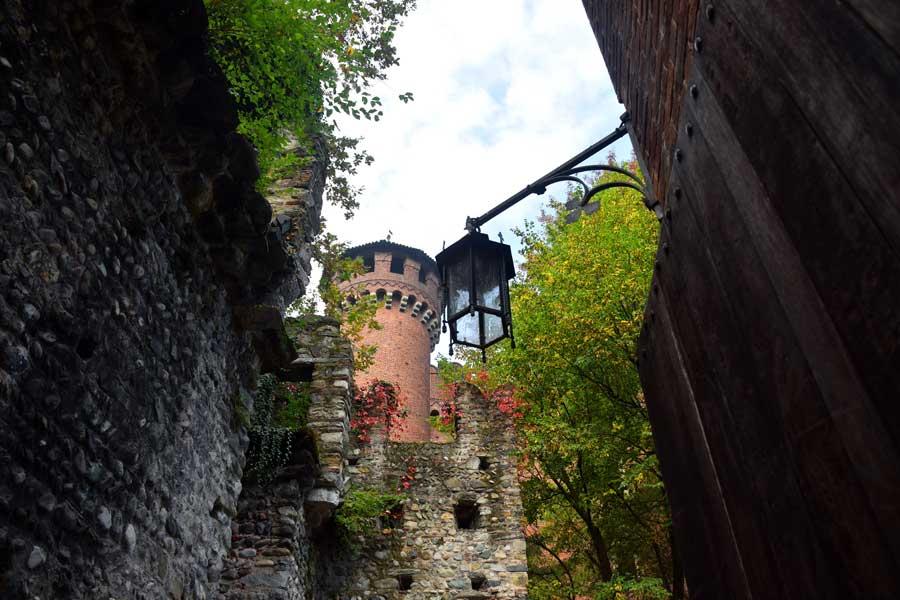 Torino gezilecek yerler Ortaçağ köyü fotoğrafları - Places to visit in Turin Medieval Village