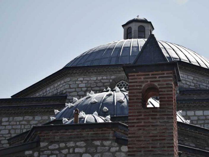 Küçük Mustafa Paşa Hamamı fotoğrafları - Kucuk Mustafa Pasha historical bath photos