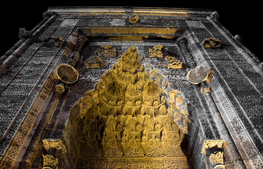 Buruciye Medresesi Bilgileri, Tarihi, Özellikleri ve Taş Süslemeleri