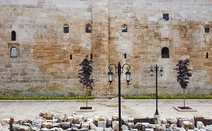 Gök Medrese yan cephe fotoğrafları - Sivas Gok Madrasah side facade photos
