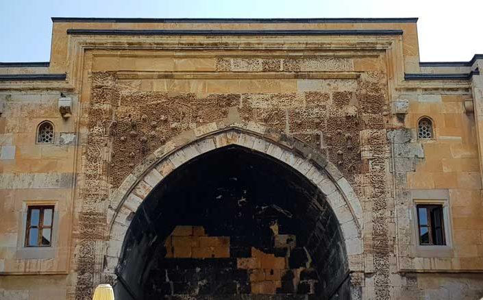 Sivas Buruciye Medresesi fotoğrafları - Sivas places to visit Buruciye Madrasa photos