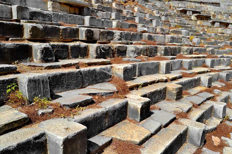 Priene Antik Kenti Fotoğrafları – Priene Ancient City Images