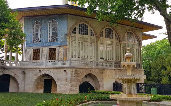 Topkapı Sarayı Bağdat Köşkü - Topkapı Palace Bağdat Kiosk