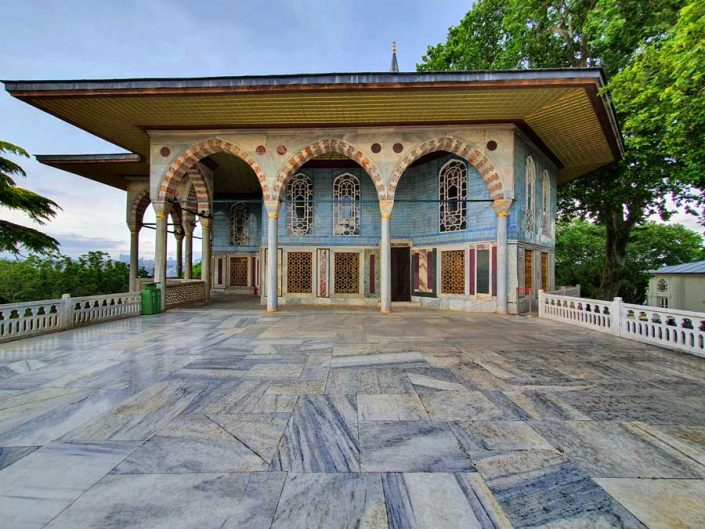 Topkapı Sarayı Bağdat Köşkü fotoğrafları - Topkapı Palace Bağdat Kiosk photos