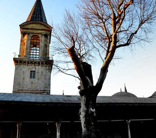 Topkapı Sarayı fotoğrafları Kubbealtı Divan-ı Hümayun binası ve Adalet kulesi - Topkapı Palace Hall of the Divan and Divan Tower photos