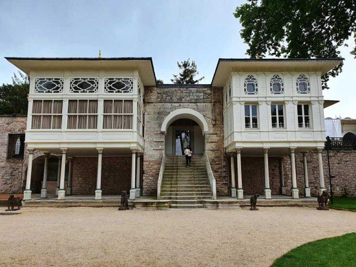 Topkapı Sarayı fotoğrafları 4. Avlu Sofa Köşkü - Topkapı Palace 4th courtyard Sofa Kiosk photos